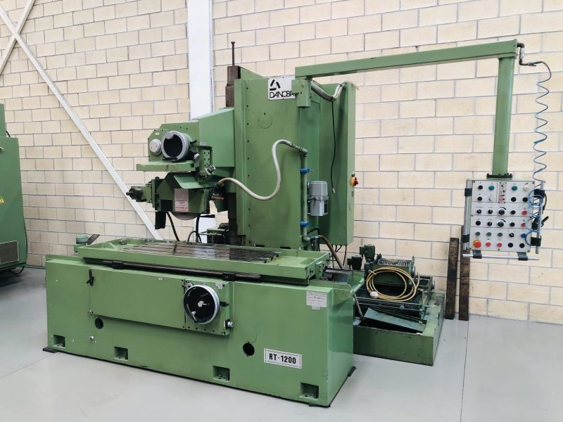 The latest machine from Grinder - Tool & Cutter