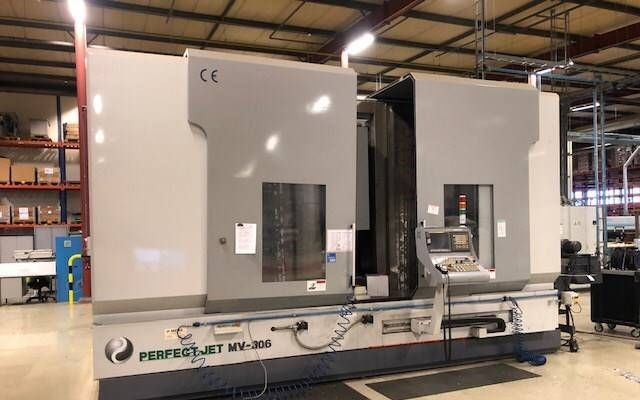 The latest machine from Machining Centre - Vertical