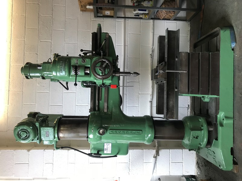 Archdale  - Radial Arm Drill