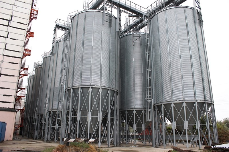 Malt Silos Kunzel - 10 x 260 tons – Never Used