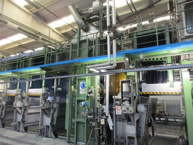 Complete Denim Plant - Spinning weave dyeing finishing