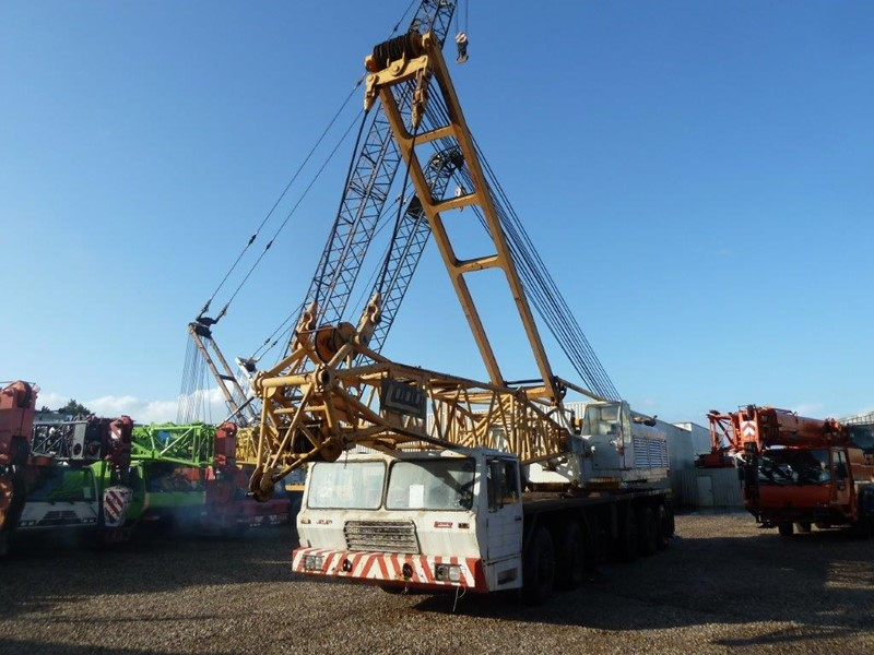 The latest machine from Lattice Boom