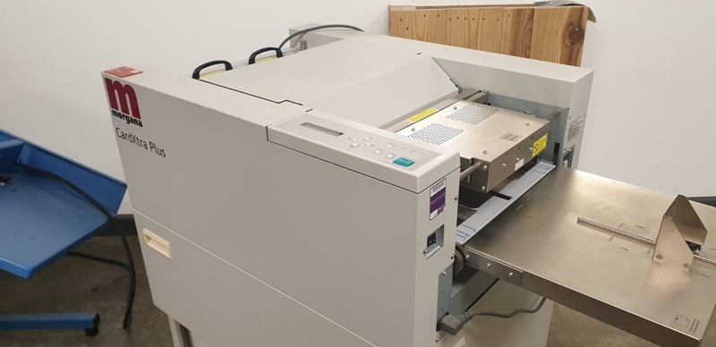 The latest machine from Cutting