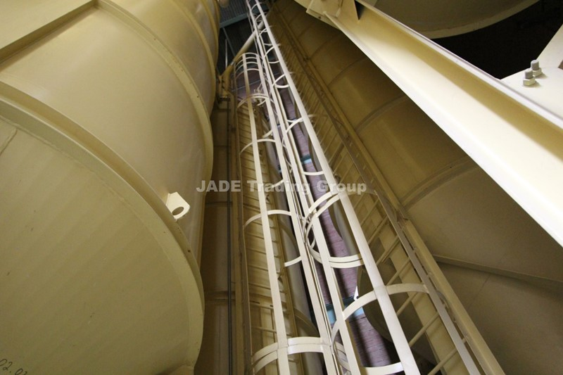 Complete Malt House Equipment - for 2 million hl brewery