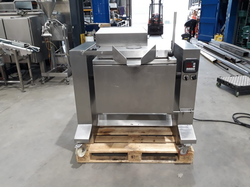 The latest machine from Cooking Vessels