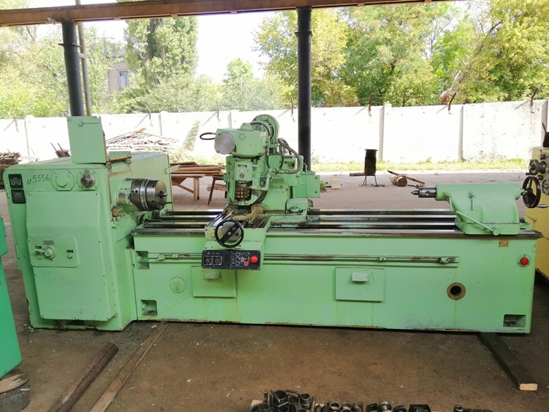 The latest machine from Gear - Thread Mill