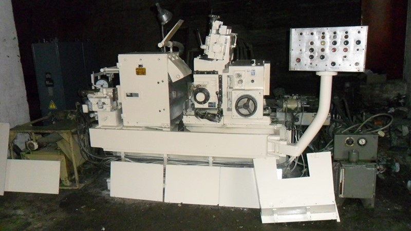 The latest machine from Grinder - Centreless