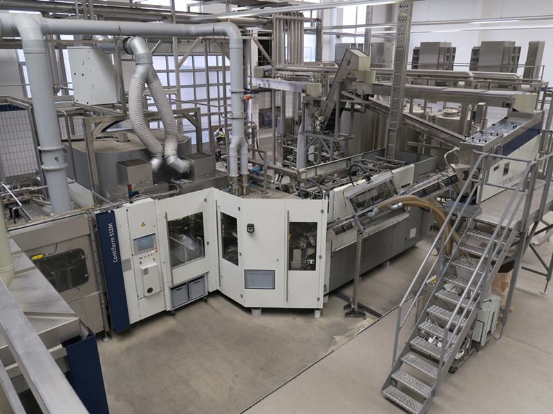 Ultra Clean PET Filling Line - Krones 24 000 bph