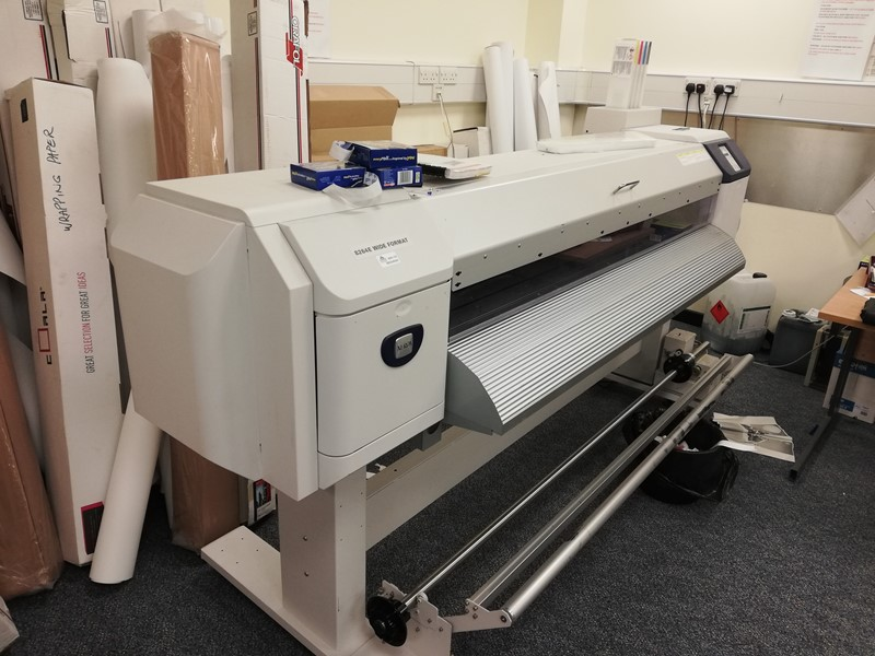 The latest machine from Digital Printing Equipment