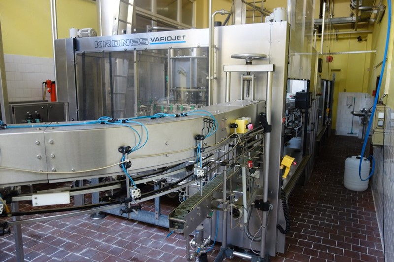 Filling Line SIDEL 14000 bph PET - 0.5 and 2.0 ltr, CSD and Water