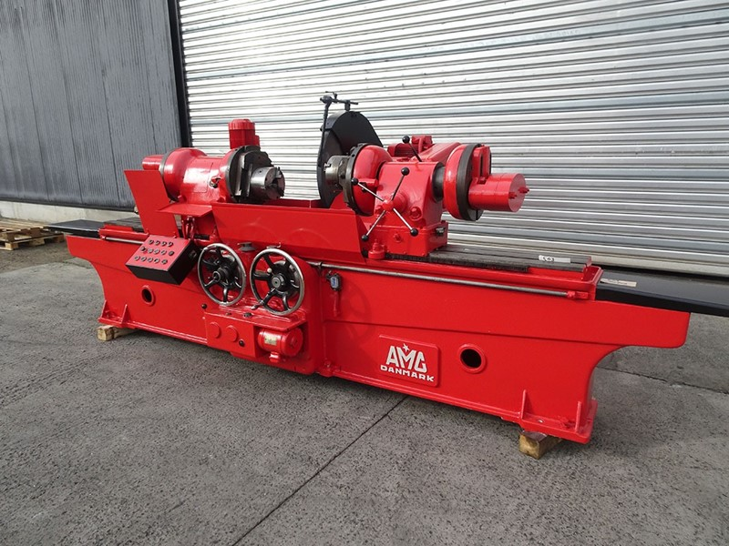 The latest machine from Grinder - Crankshaft