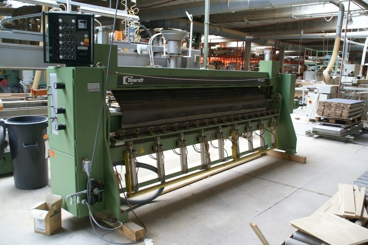 The latest machine from Laminating
