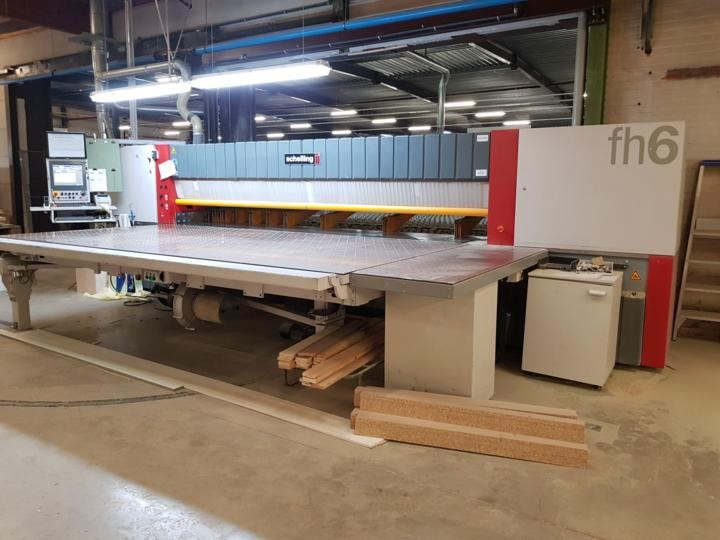 The latest machine from Saws - Beamsaws