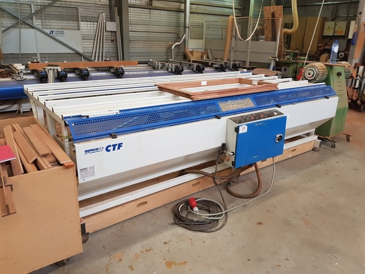 The latest machine from Saws - Crosscut
