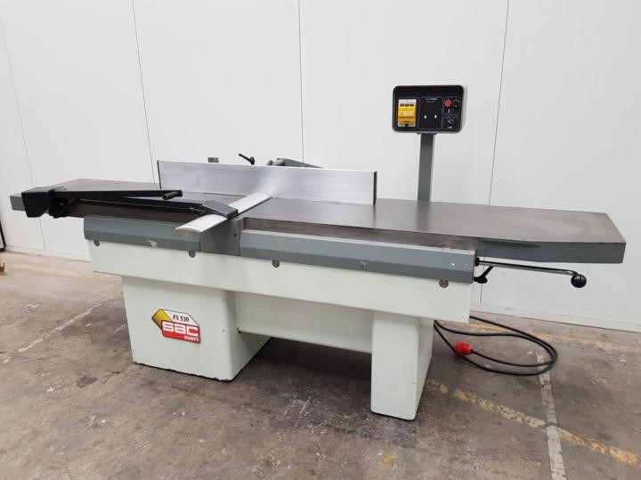 The latest machine from Planer - Surface