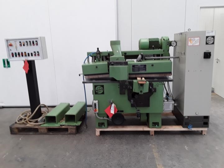 The latest machine from Planer / Thicknesser