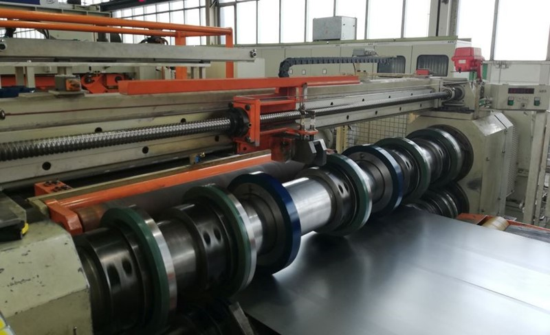 GEORG - SLITTING LINE