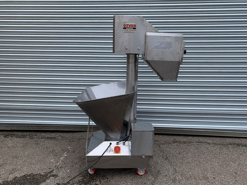 The latest machine from Pie Machinery