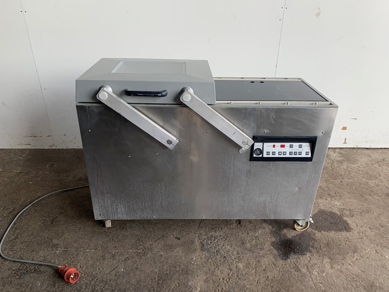 The latest machine from Food Wrapping