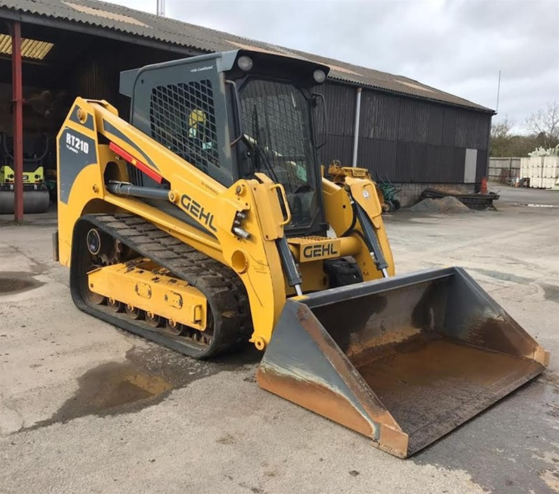 The latest machine from Loaders