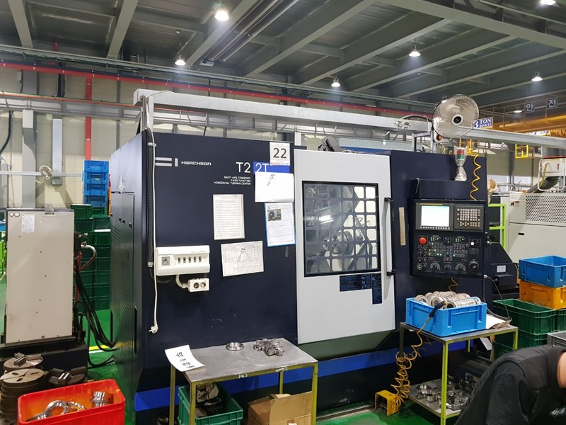 Hwacheon - T2-2T-YSMC