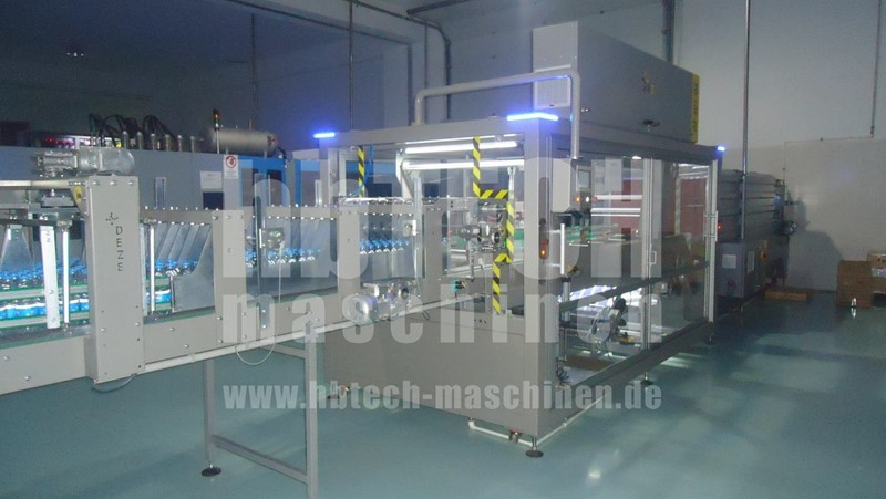 Blowmaster - 5-7-10 LT PET BOTTLING LINE 2000 BPH CAPACITY BLOW MOULDER MACHINE