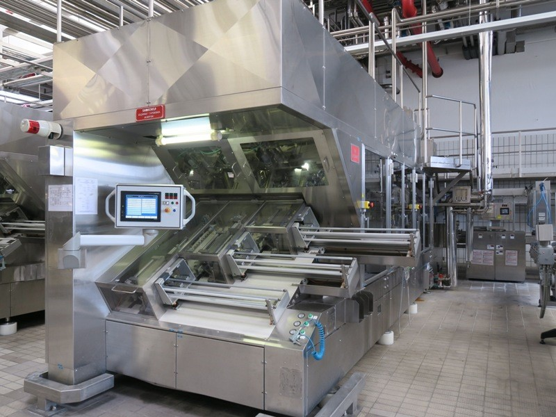 ELOPAK - Aseptic Filling Line for Juices and Dairy Products