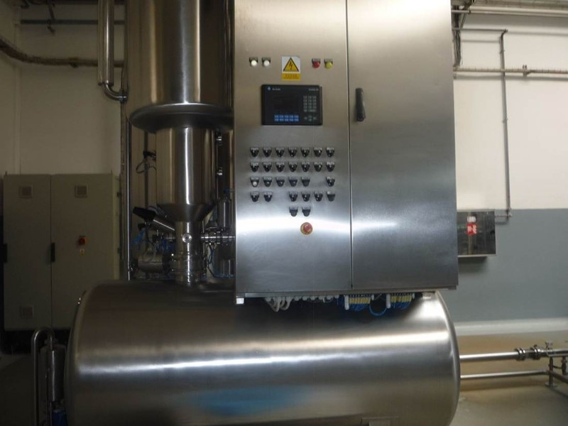 The latest machine from Mixers / Carbonators