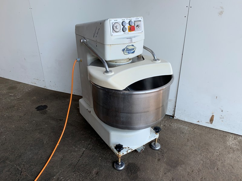 The latest machine from Mixers