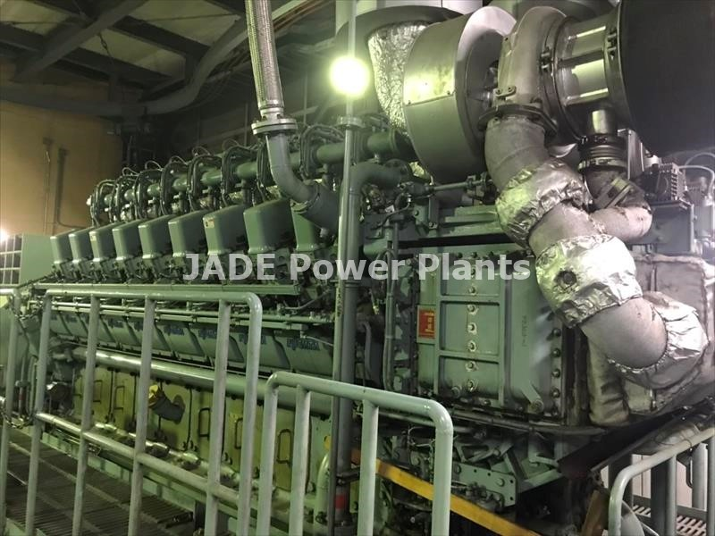 The latest machine from Generator Set - Natural Gas