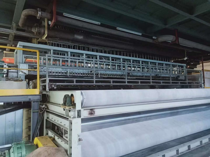 PET Spun-punch nonwoven,China - 6800