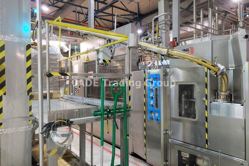 Complete Can Filling Line 20000 cph - KHS DMD - Sima