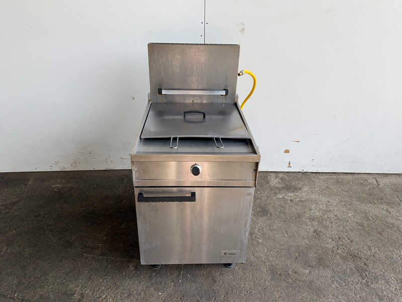 The latest machine from Fryer / Grills