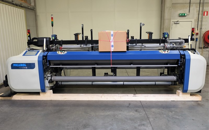 The latest machine from Looms - Air Jet