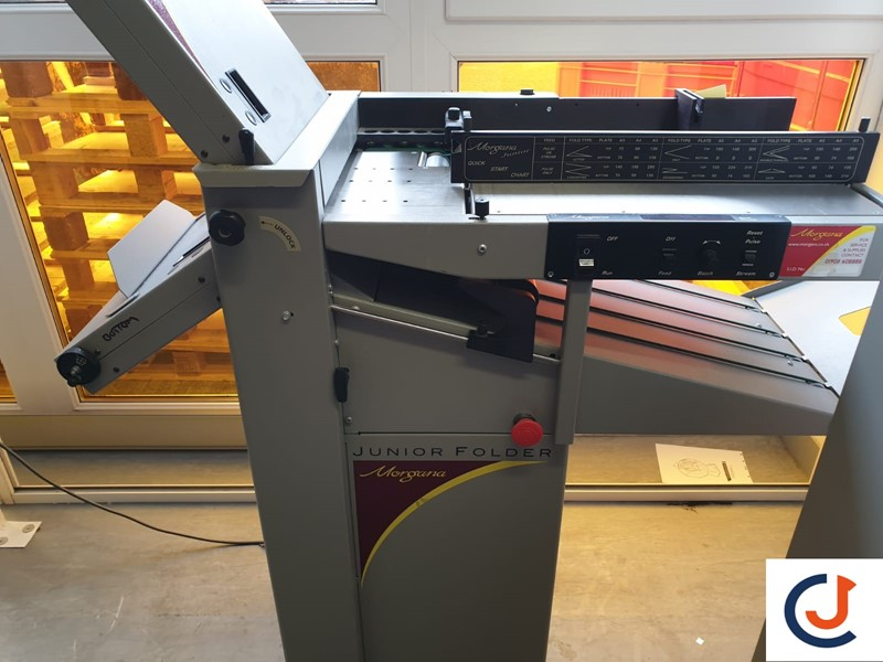 The latest machine from Folding