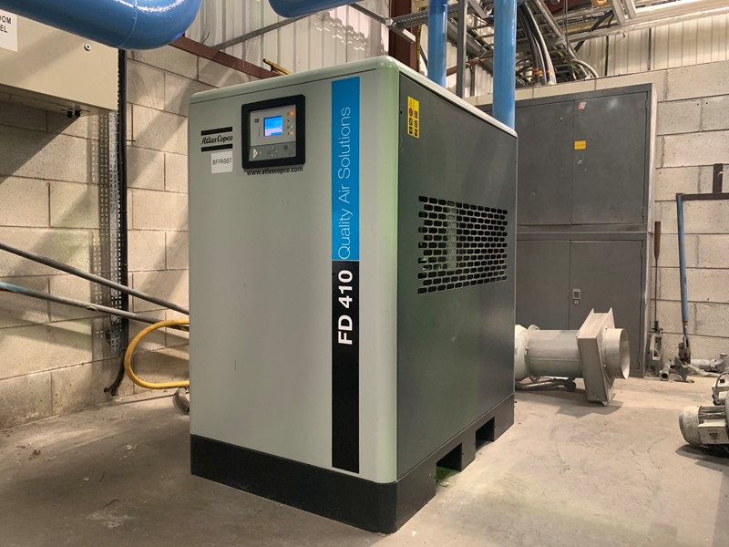 ATLAS COPCO - FD 410A IEC Air Dryer