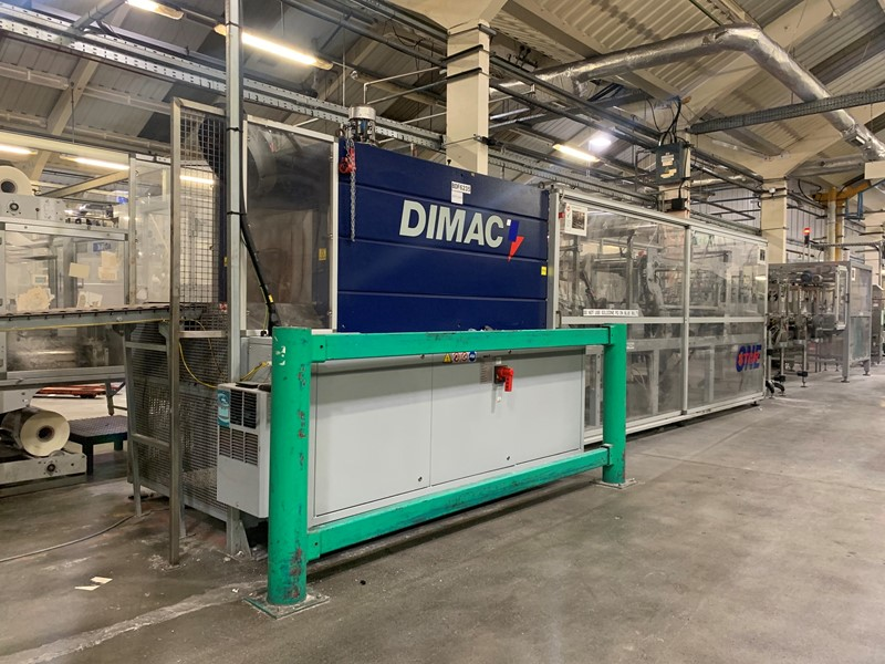 DIMAC - ST@R ONE F B.I Shrinkwrapper