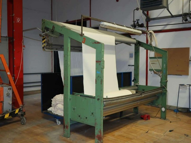 The latest machine from Slitting