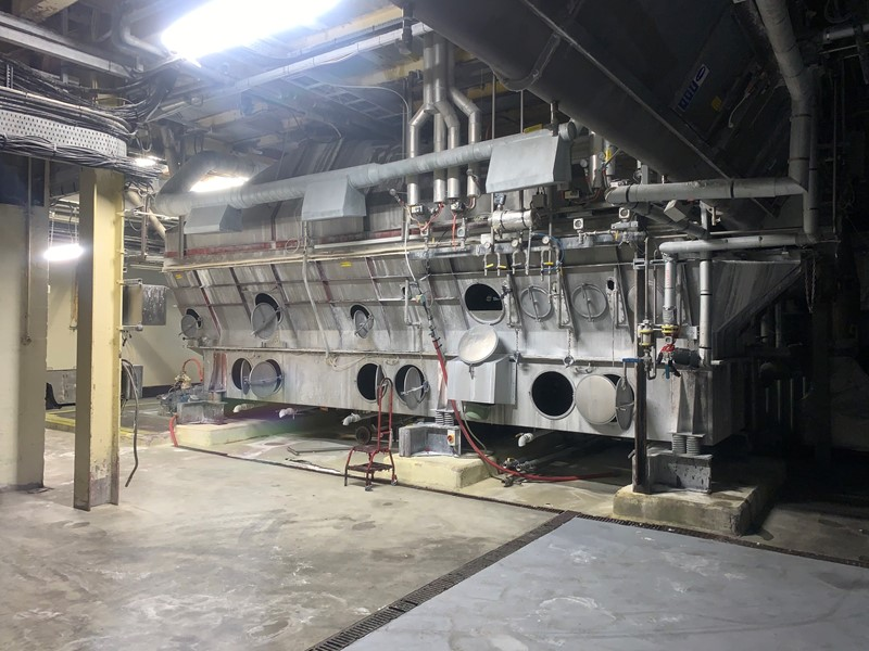 ANHYDRO - NTD 145 Fluid Bed Agglomerator