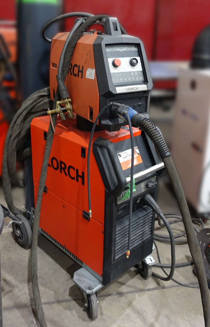 The latest machine from Welding
