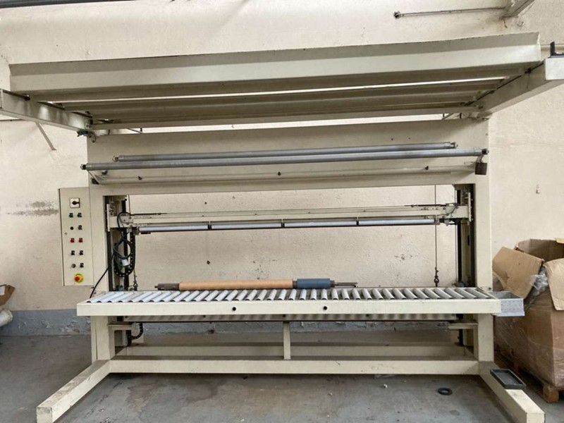 The latest machine from Packaging & Wrapping