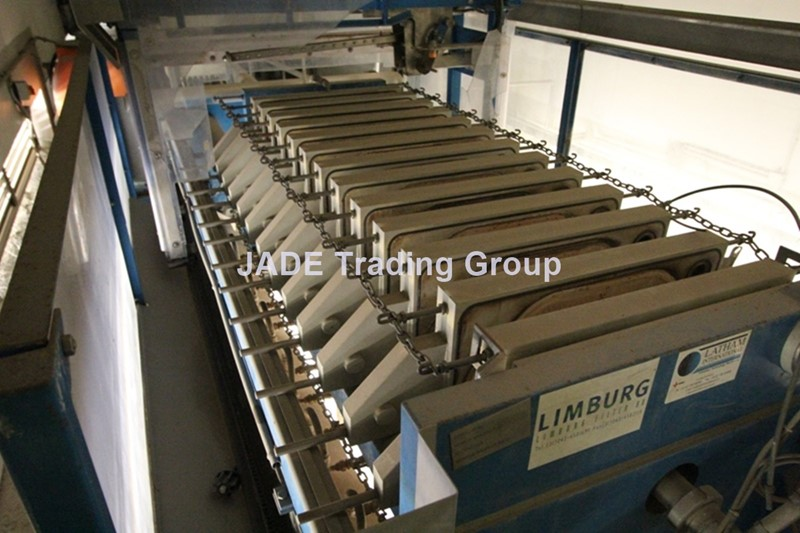 Dewatering Station Limburg-Latham - with Membrane Filter Press