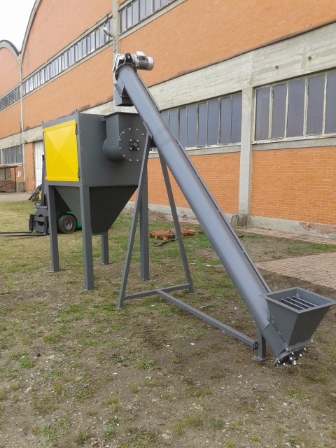 MADE IN ITALY - LOADING AUGER
