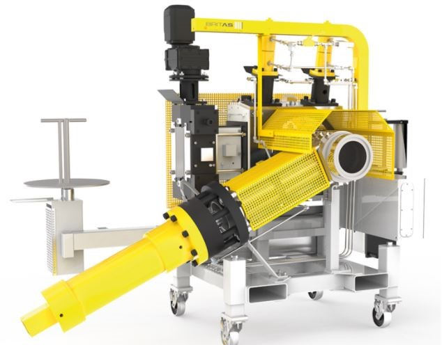 BRITAS  - FULLY AUTOMATIC SCREENCHANGER