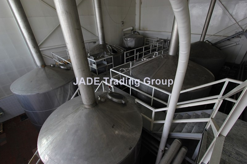 Brewhouse Equipment Huppmann - 300 000 hl/year, 145 hl/brew