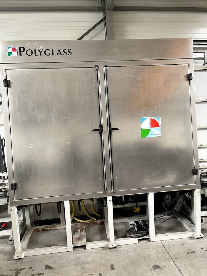 POLYGLASS  - LV 1601 CLOSED TOP