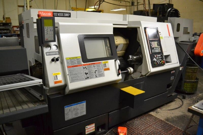 MAZAK - QUICK TURN NEXUS 250MSY