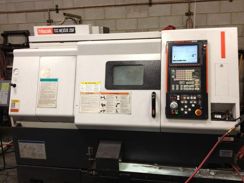MAZAK - QUICK TURN NEXUS 250