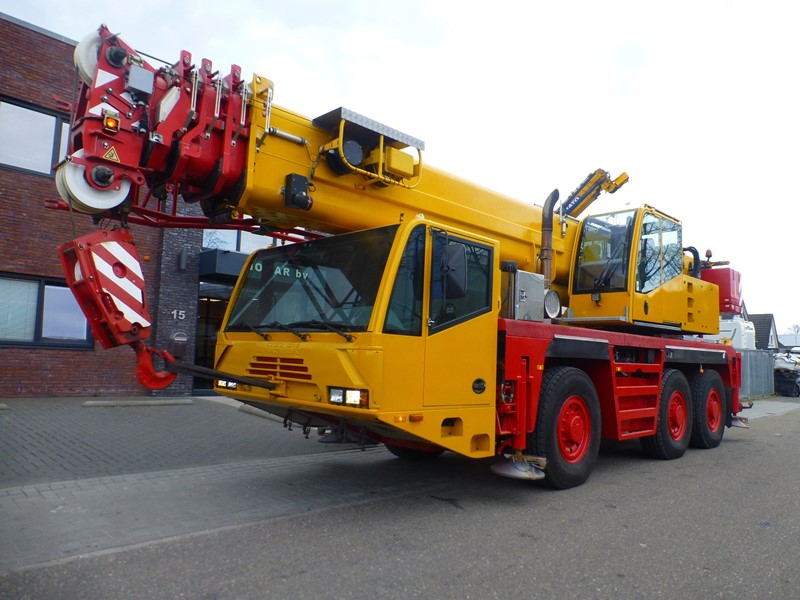 The latest machine from Lifting Equipment