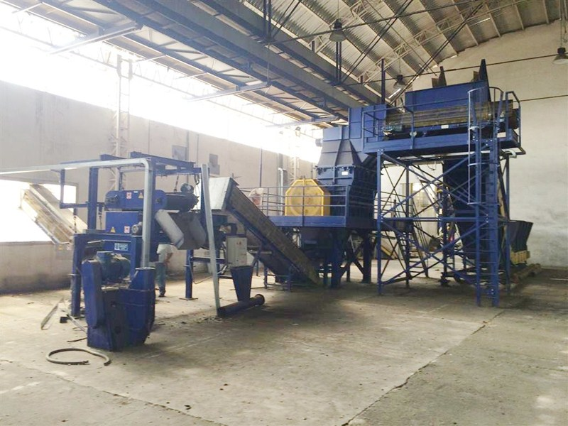 The latest machine from Rubber Plants / Lines